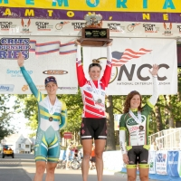 Erica Allar topped the pro women