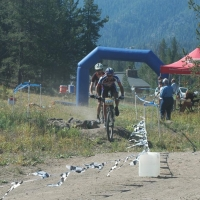 Michael Tobin placed third at the Galena Grinder Whit Henry Memorial