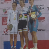 2013 UCI Track World Cup 2 - Aguascalientes, MX