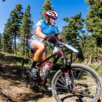 Jessica Cerra at the 2013 Big Bear Classic