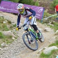 Sebastiaan Van Steenbergen competed in the elite men