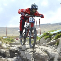 Walker Shaw placed 19th in the juniors men competition