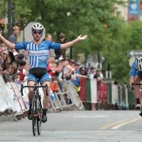 Luke Keough coasts to victory