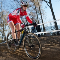 Elle Anderson posted a pair of top-four finishes in Louisville
