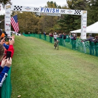 Raphael Gagne sweeps the weekend in Rochester at Full Moon Vista Ellison Park Cyclocross