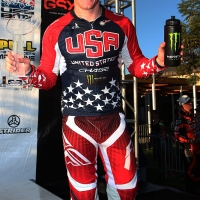 Connor Fields took the overall World Cup title