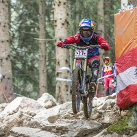 2013 UCI Downhill Mountain Bike World Cup-Leogang