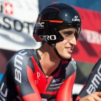 Taylor Phinney focuses on the task ahead