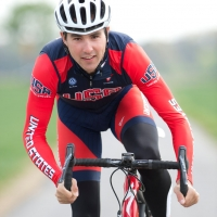 The new design marks the first major update to the Team USA Cycling kit in five years