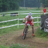 Brian Matter placed third at the 2014 WORS Cup Pro XCT race