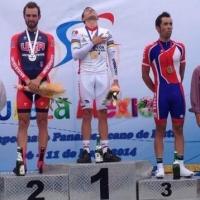 Joey Rosskopf was the silver medalist in the men