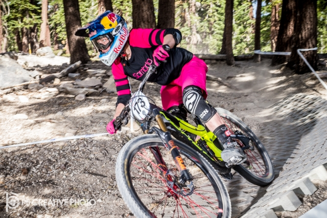 Jill Kintner won her third national championship of the week on Sunday.