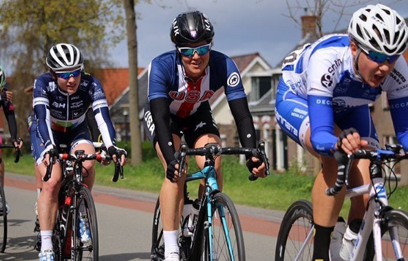 DEVO: Headley leads women in Belgium