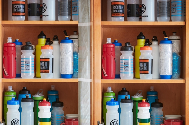 CONTEST: Share your water bottle collection