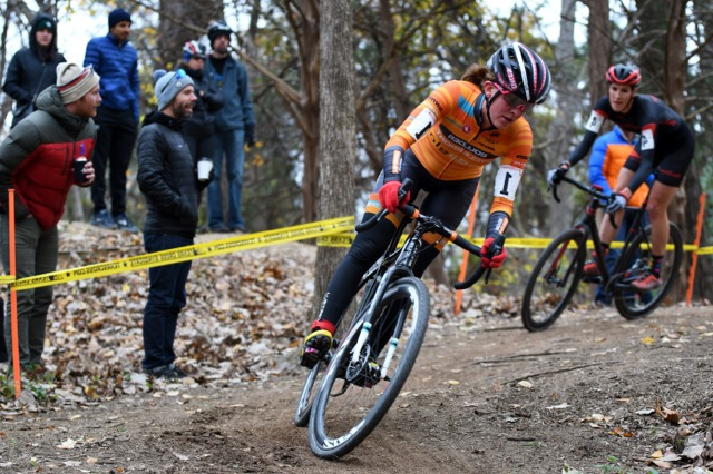 Pro CX: Hyde, Compton, Chance, and Maher notch titles