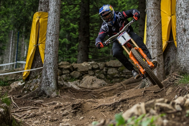 Aaron Gwin is an automatic nomination for the World Championship team.