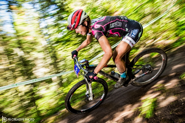 Larissa Connors leads the women's Pro XCT standings after Missoula XC.