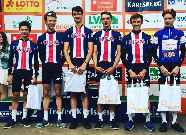 DEVO: McNulty, Team USA take Trofeo Karlsberg