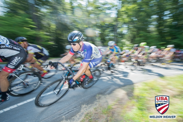 Masters, Para road races highlight Day 2 of Nationals