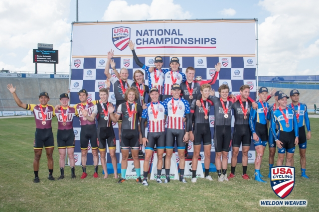 Marian University, US Military Academy win team omniums in Rock Hill