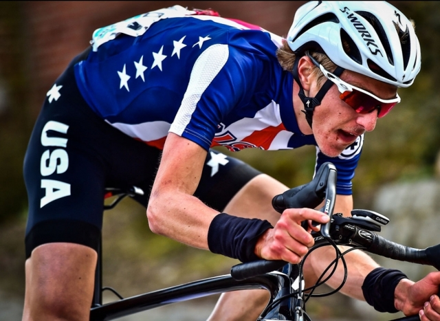 Costa, Garrison to compete in U23 TT at Pan Am Road Championships