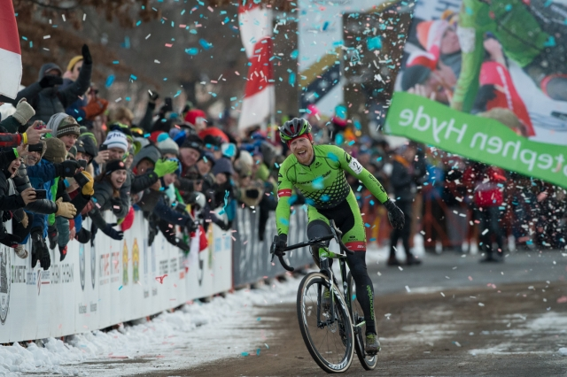 2018 and 2019 Cyclocross National Championships Announced