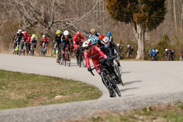 Midwest riders take to the course for the first race of the season.