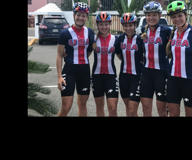 Road race bronze for Skylar Schneider at Pan American Championships