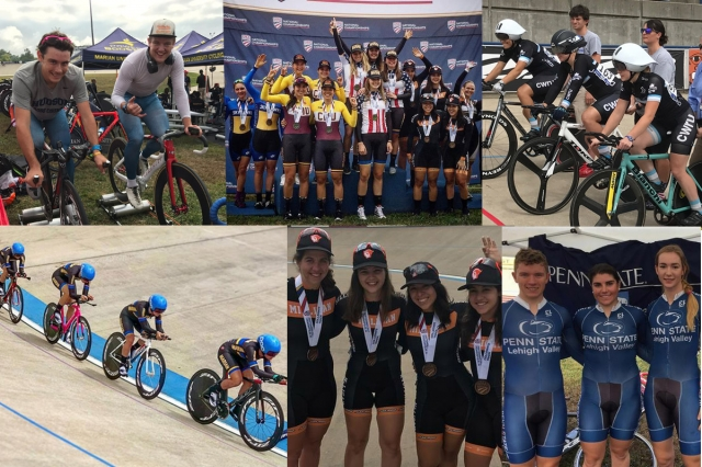 Marian University, US Military Academy Defend Team Omnium Titles in Indianapolis