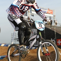 2010 UCI BMX Supercross World Cup - Frejus, France