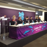 BMX Press Conference & Media Activities