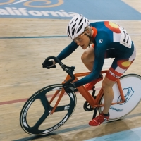 Katie Compton teamed up with Cari Higgins to win the women