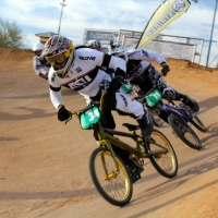 Arizona State rider Blake Foxx placed ninth-place finish